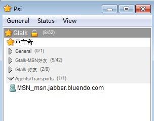 Gtalk怎么样绑定MSN帐号,在Gtalk里面聊MSN的方法