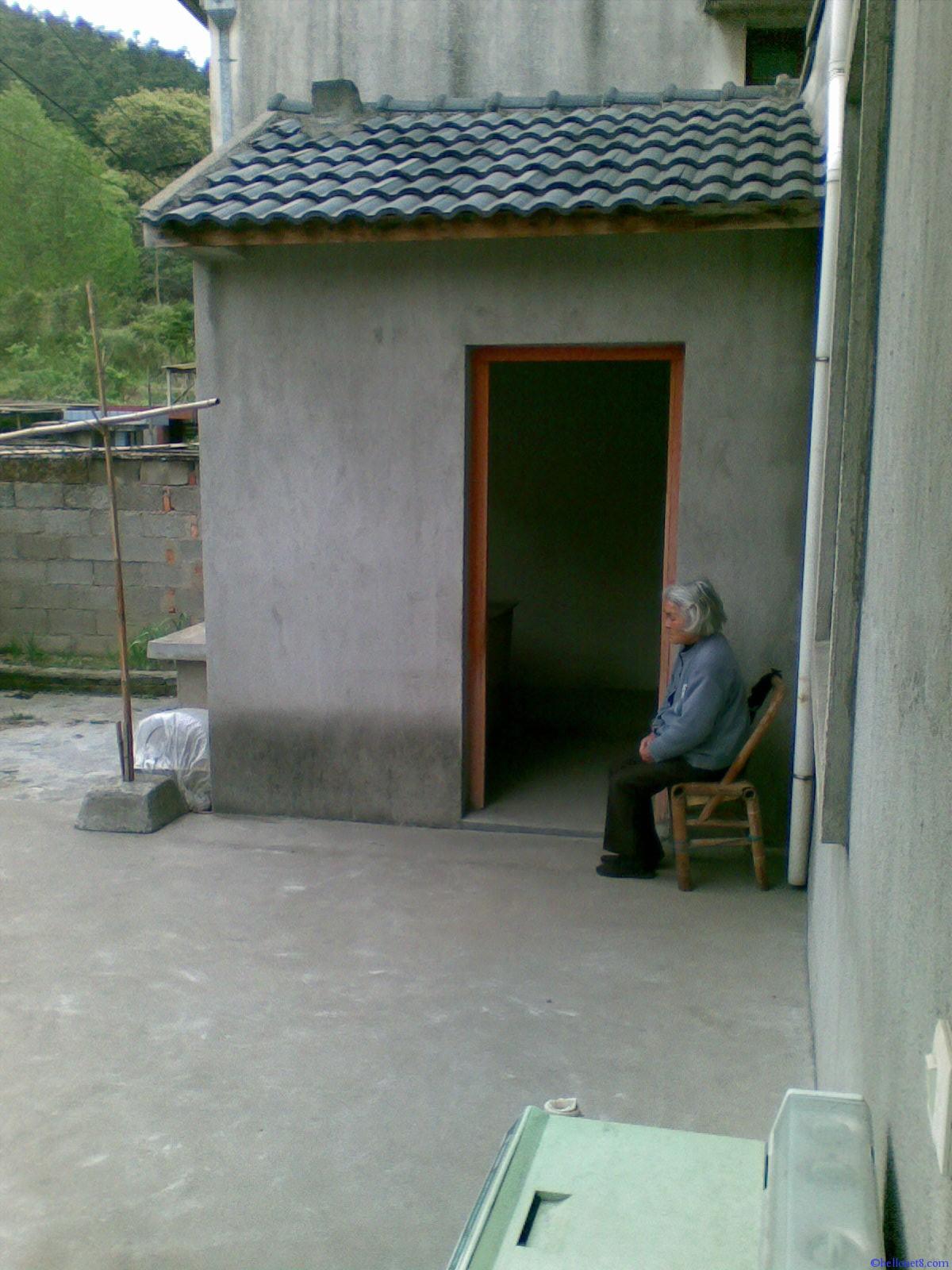 奶奶侧面_20110430